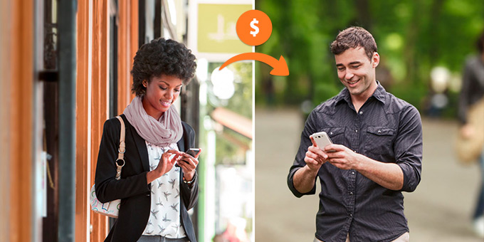 Mobile Banking from a Madison credit union