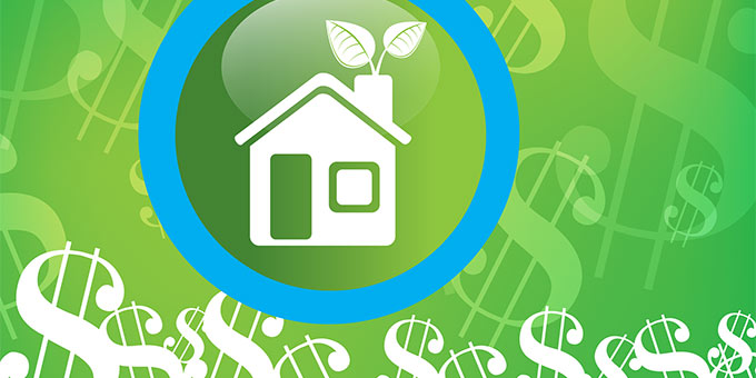 Energy efficient home updates with a home equity loan