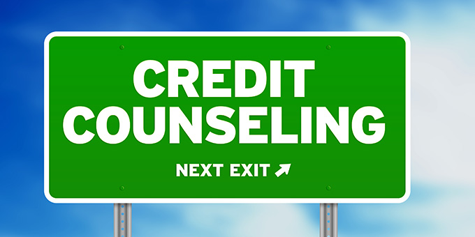 Credit counseling to manage debt