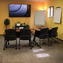 Training Room at Dane County Credit Union