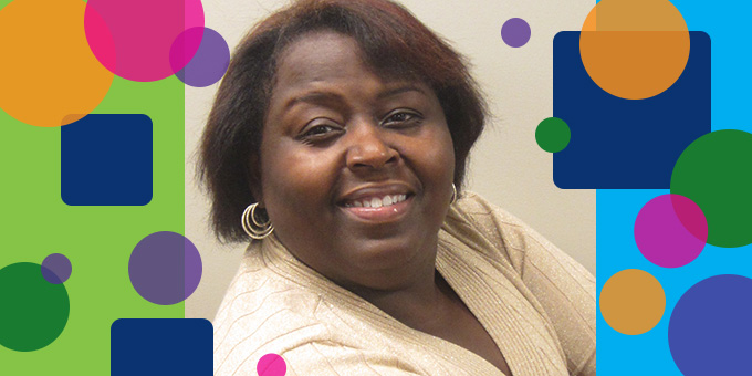 Q&A with DCCU board director, Theola Carter.