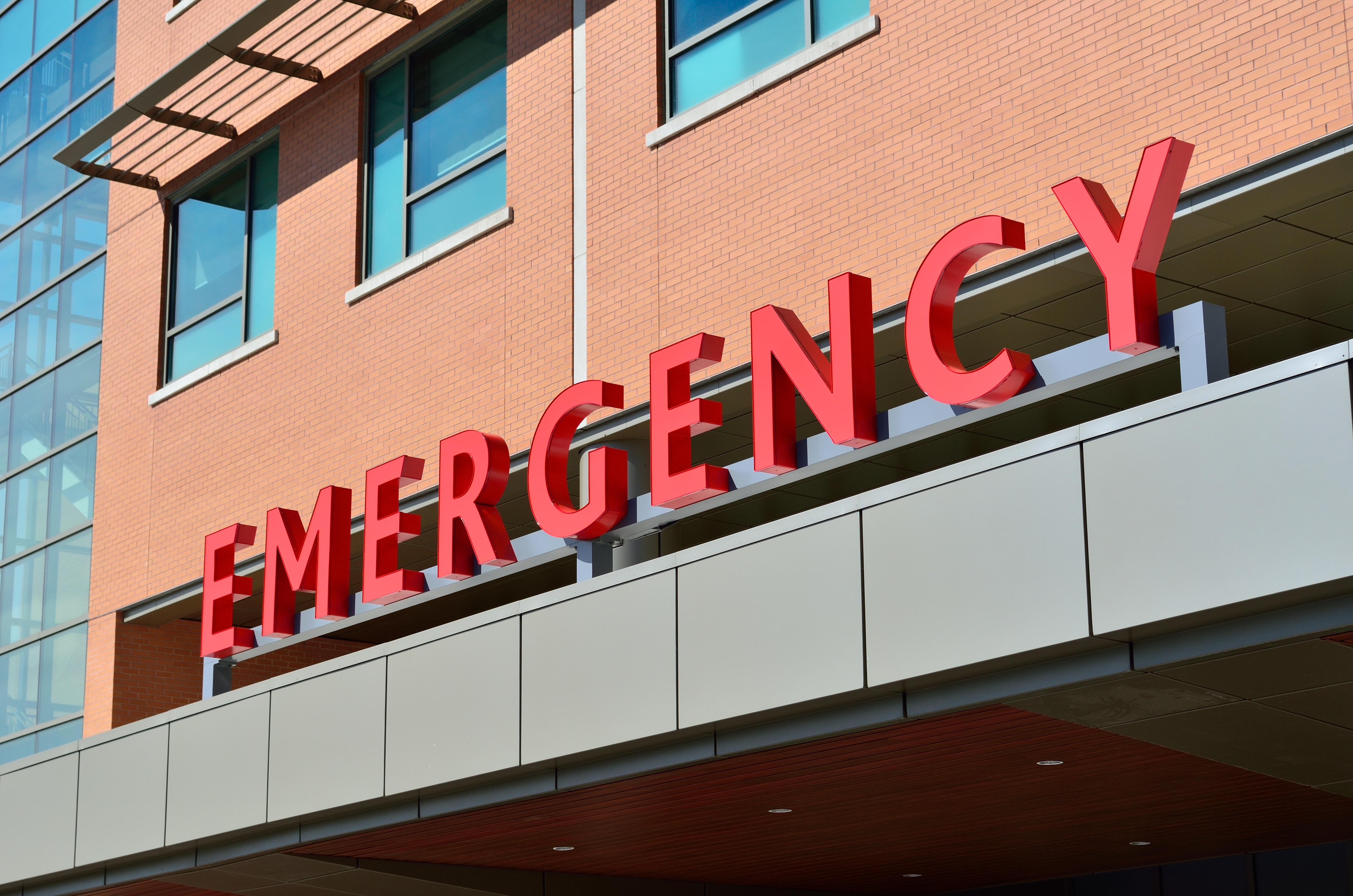 Are Emergency room costs covered by your medical plan?