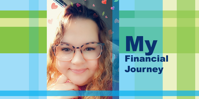 DCCU staffer shares personal story of how she is getting out of a financial hole.