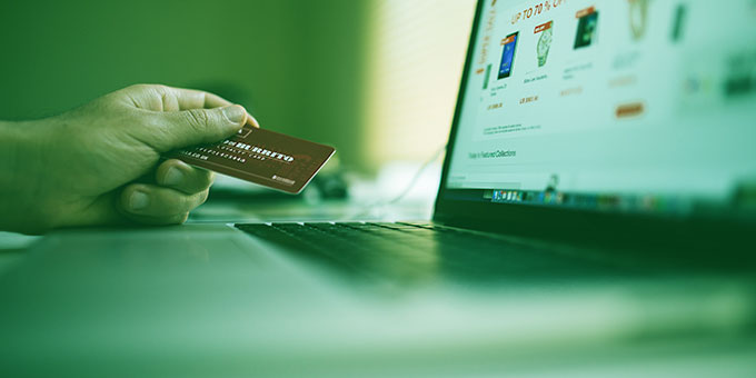 online shopping with a debit card - be safe!