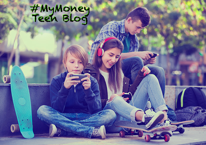 hashtag my money teen blog by dane county credit union