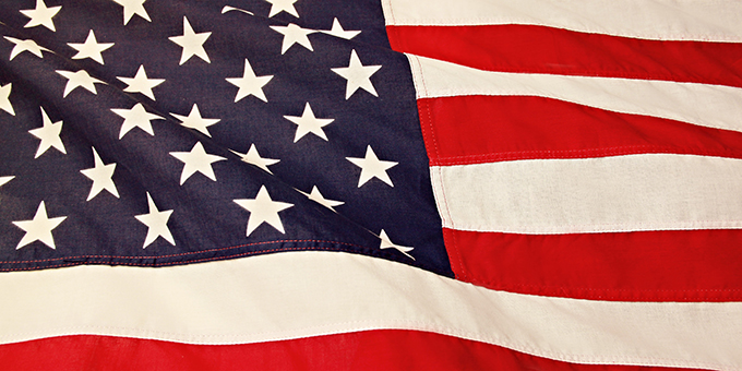 American flag credit union principle