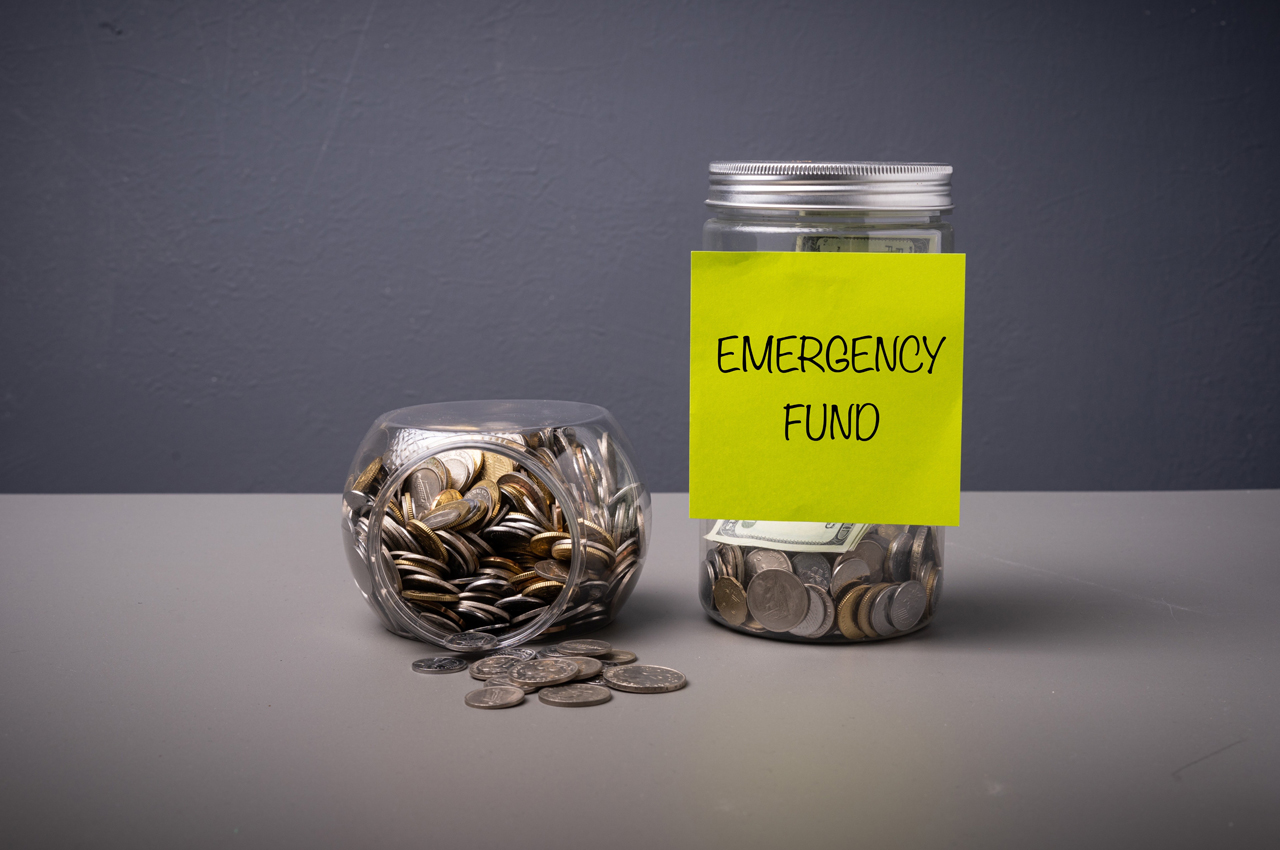 Build Up An Emergency Fund