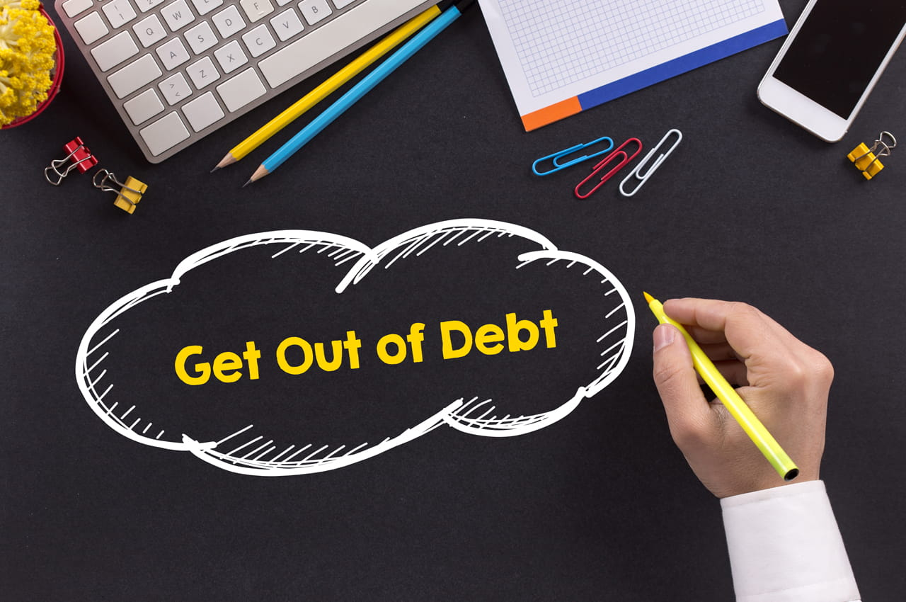 Get Yourself Out of Debt