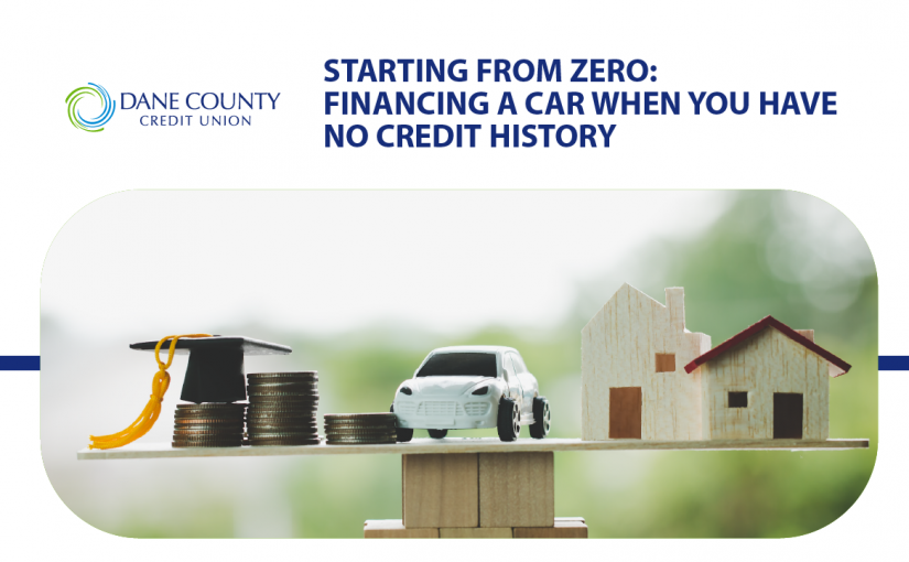 Starting from Zero: Financing a Car When You Have No Credit History