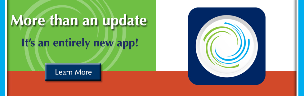 Dane County Credit Union announces an entirely NEW Mobile App.