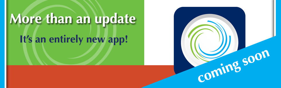 Coming soon - Dane County Credit Union's NEW Mobile App.