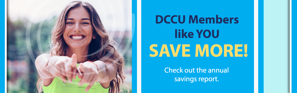 See how much members saved by being part of Dane County Credit Union in the Annual Member Savings Report.